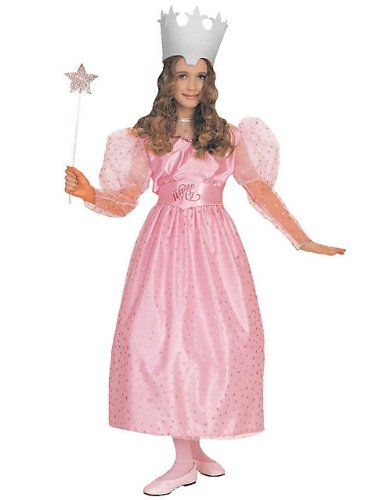 Girl's Wizard of Oz Glinda Costume