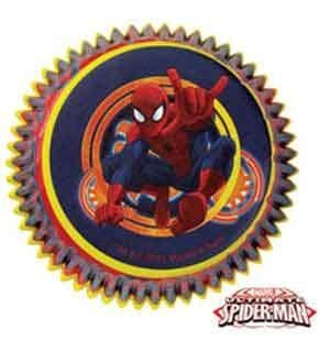 Spider Man Ultimate Baking Cup (7 Piece/Pack) - 415-5072