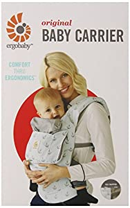Ergobaby Original Collection Baby Carrier, Sea Skipper