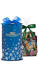 Ghirardelli Winter Wishes Holiday, 4 Count