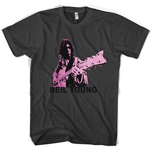 Revolver Tees -  T-shirt - Uomo grigio scuro Large