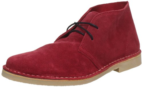 SELECTED HOMME Sel Leon 16030222, Scarpe stringate basse uomo, Rosso (Rot (Red)), 44