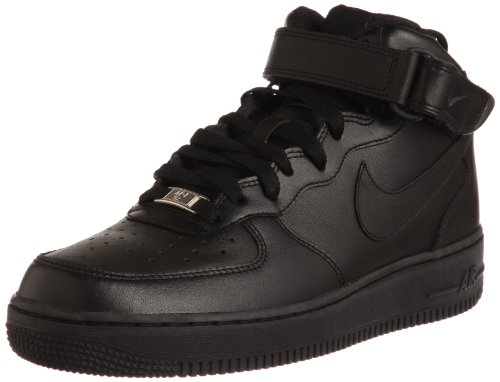 black air force 1s