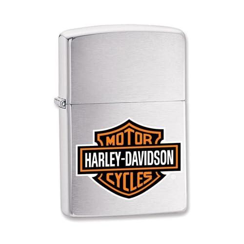 Harley Davidson Bar & Shield Zippo