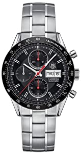 NEW TAG HEUER CARRERA DAY DATE MENS WATCH CV201H.BA0725