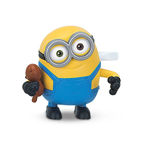 Minions Wind-Action Bopping Along Bob - 1