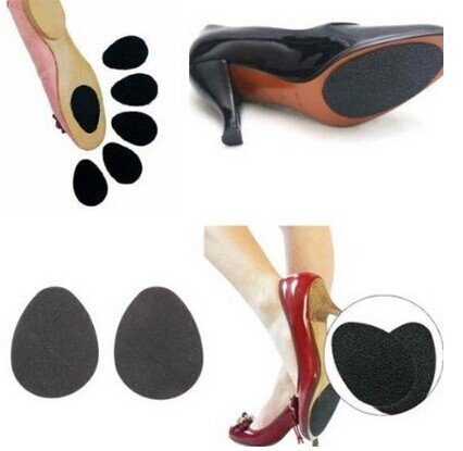 Eshop 5 Pcs Anti-slip Shoes Heel Sole Protector Pads Non-slip Grip Cushion+ Eshop Cable