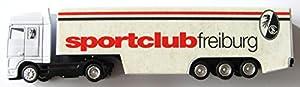 Bundesliga Truck - Saison 2004 - 2005 - Sportclub Freiburg - DAF 95XF- Sattelzug