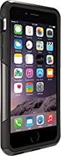 OtterBox COMMUTER iPhone 6/6s Case - Frustration-Free Packaging - BLACK