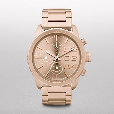Diesel Women's DZ5318 Advanced Rose Gold Watch