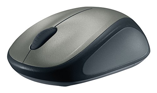 Logitech wireless mouse silver M235rSV
