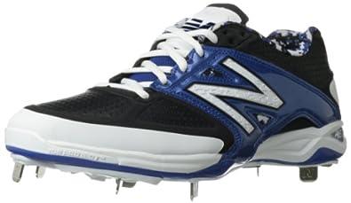 New Balance Mens L4040 Metal Low Baseball Shoe by New Balance