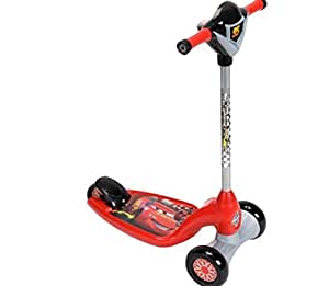 Disney Pixar Cars Kids Activity Scooter with Lights & Sounds available at Amazon for Rs.5569