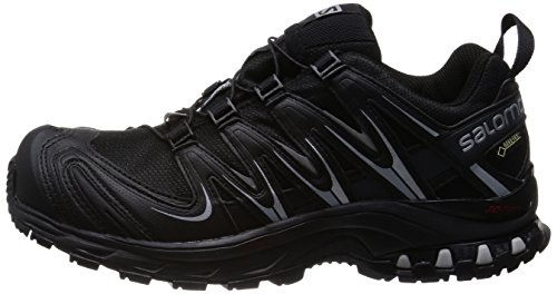 Salomon Xa Pro 3D Gtx, Scarpe Da Trail Running da donna, nero (black/asphalt 0), 38