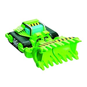 Transformers Rescue Bot - Boulder The Construction Bot