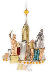 Pilgrim Imports New York City Fair Trade Ornament