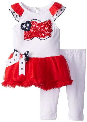 Red Baby Tutu front-122064
