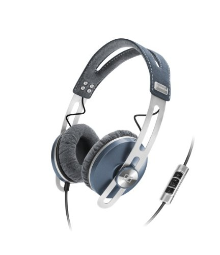 Sennheiser Momentum On Ear Headphone - Blue