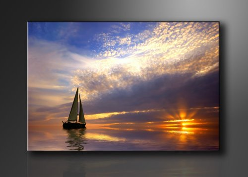 Picture - art on canvas sail length 47