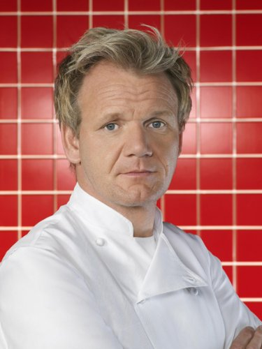 Gordon Ramsay Poster Print 10 x 8 inches