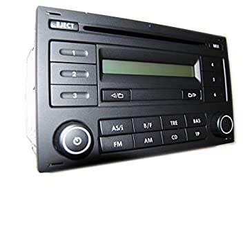 Volkswagen radio 200 rCD-autoradio cD 68