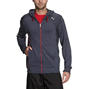 41ipQbarKvL. AA300  [Amazon] PUMA Herren Sweatjacke Full Zip Hooded ab 20,69€ inkl. Versand