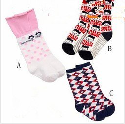 Baby Sock Flowers front-1051482