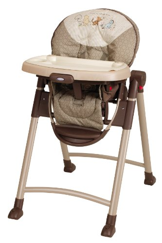 Graco Contempo Highchair, Classic Pooh