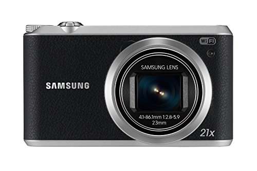 Learn More About Samsung EC-WB350FBPBUS 16.3Digital Camera with 21x Optical Image Stabilized Zoom wi...