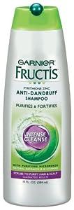 Garnier Fructis Intense Cleanse Shampoo, 13 oz