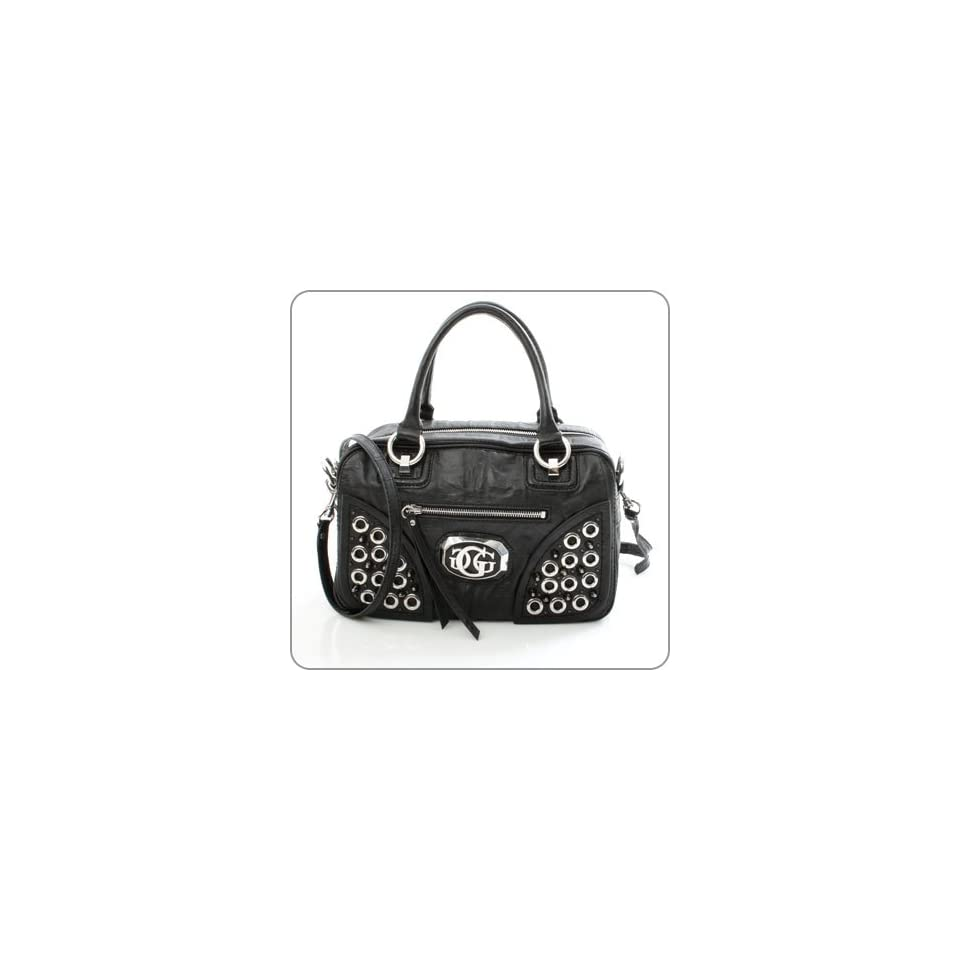 Guess Handtasche Motor Chic Box Bag schwarz GU10W229 on