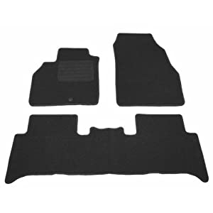 tapis de sol en velours tapis de voiture renault scenic 3 pcs. Black Bedroom Furniture Sets. Home Design Ideas