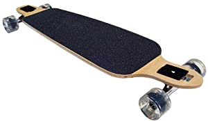 Moose Drop Through Speedboard Complete Longboard (76mm Wheels)
