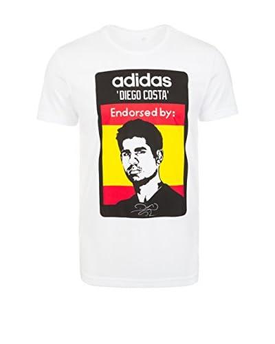 adidas T-Shirt Costa weiß