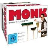 Monk - Die komplette Serie (32 Discs)