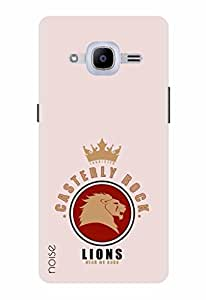 Noise Designer Printed Case / Cover for Samsung Galaxy J2 - 6 (New 2016 Edition) / Patterns & Ethnic / Casterly Rock Design