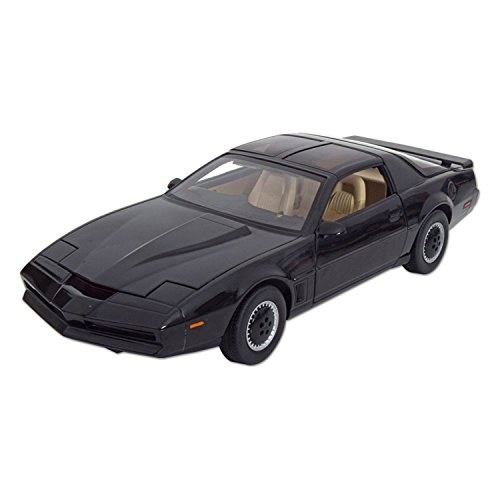 Knight-Rider-Modell-Auto-KITT-Mastab-118-Hot-Wheels-Heritage
