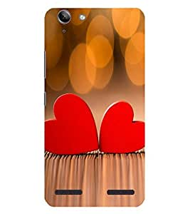 Evaluze love Printed Back Cover for LENOVO K5 PLUS