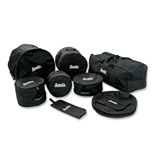 Sonix Rock Drum Bag Set from Percussion Plus