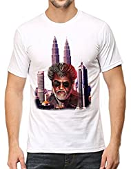 IndieMonk Men's Graphic Printed T-Shirt - Kabali