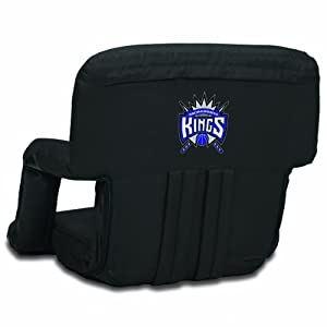 NBA Sacramento Kings Ventura Portable Reclining Seat by Picnic Time