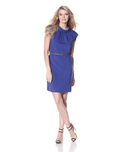 Ivanka Trump Women's Gabrielle Sheath  - City Blue