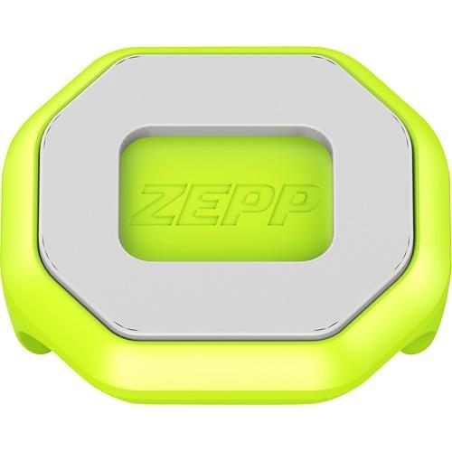 Zepp Pro Mount Supporto Adesivo per Fissare il Sensore alla Racchetta da tennis, Verde