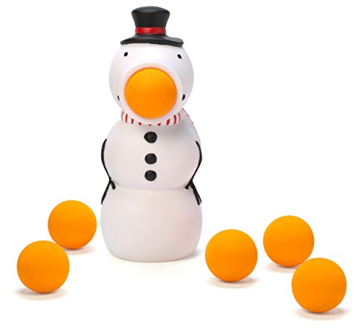Hog Wild Holiday Snowman Popper