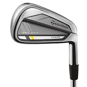 TaylorMade Mens Rocketbladez Tour Iron Set by TaylorMade
