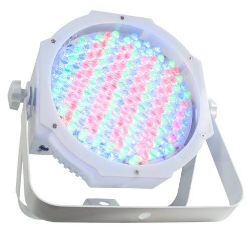Flat Par 64 Lamp 177 Led Transparent Case