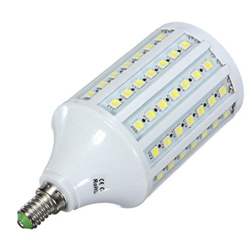 How Nice E14 20W Corn Light Smd5050 Led Saving Bulb Lamp Cool White