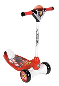 Huffy Bicycle Company Disney Cars Lights and Sounds Scooter by Huffy
