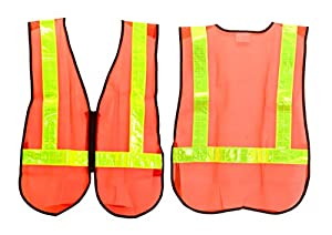Pyramid Reflective Bicycle Safety Vest