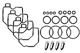 【177】 CRキャブレターリペアキット CR26CR29CR31CR33CR35CR38対応 CAB-CR-FULLCAB-CR-FULL